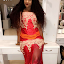 Photos (10) - Mbathio Ndiaye, toute rayonnante au soir du...