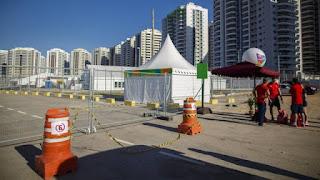 Inabitável: Austrália proíbe seus atletas de se instalarem na Vila Olímpica