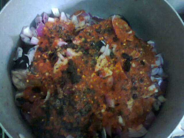 Rivers State Meal, Onunu And Fish Pepper Soup By Young ...
