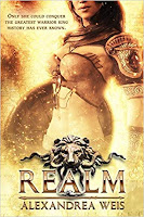 Realm by Alexandrea Weis book cover and review