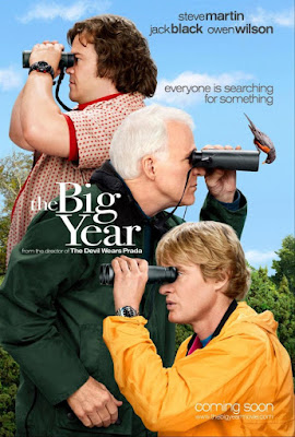 "Cartel de ""The big year"""