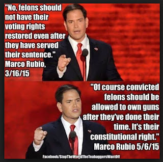 should felons be allowed to vote Voting should be allowed for felons because they would vote for what they want and what's right sara113 february 19, 2014 12:51 pm i do believe that felons should be allowed to vote for two main reasons.