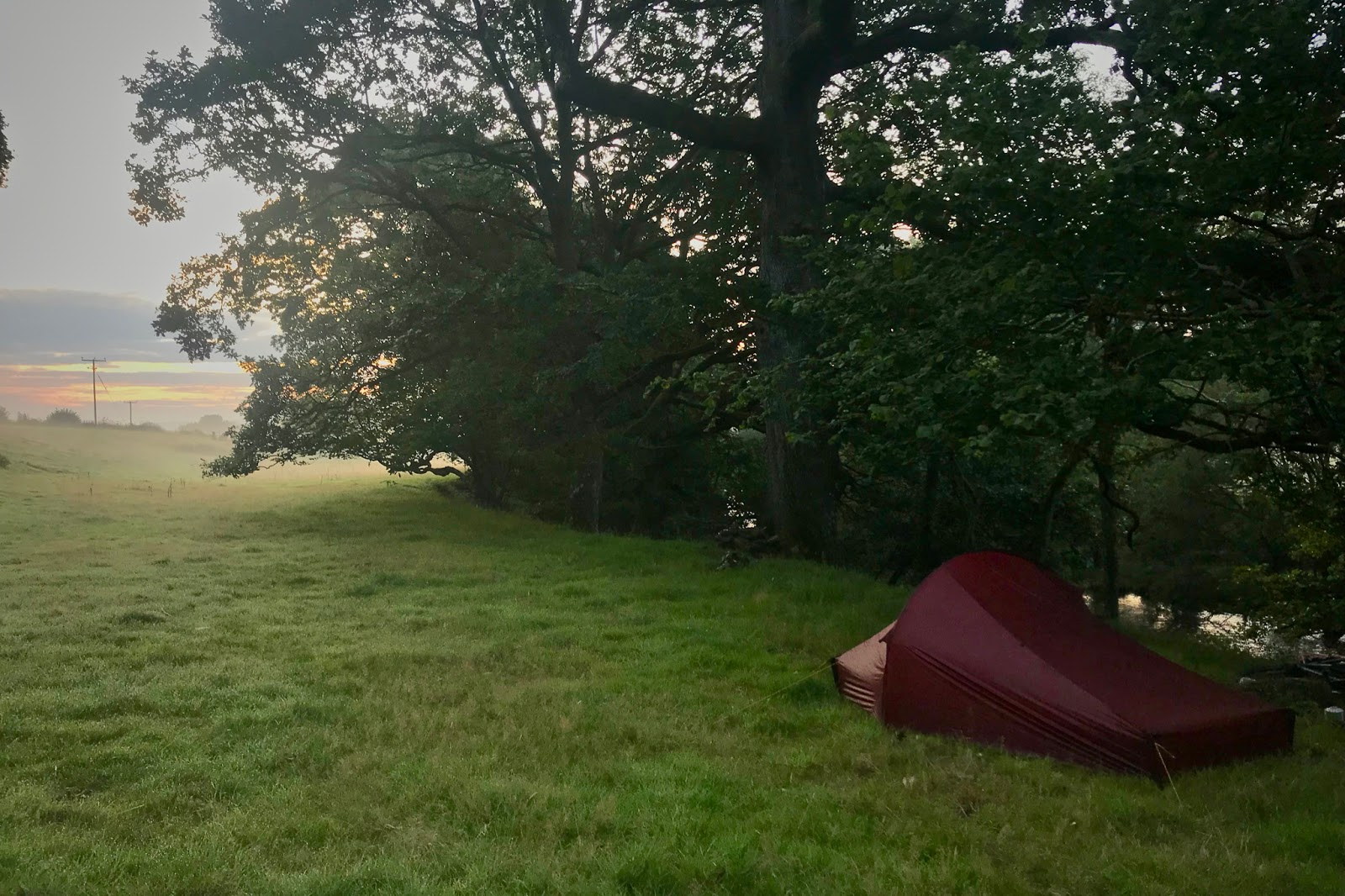 Wild Camping Wales | Tim Wiggins