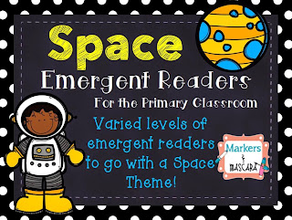https://www.teacherspayteachers.com/Product/Space-Emergent-Readers-1640756