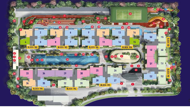 Westwood Residences Site Plan