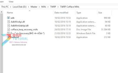 Sudah Adakah Custom TWRP Cofface Khusus Xiaomi Mi4s yang Bisa Root SuperSU Sekalian Itu? Berarti Ini yang Kamu Cari