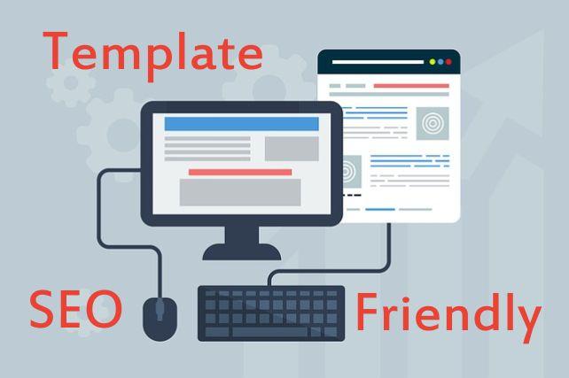 Memasang Template seo untuk meningkatkan seo blog