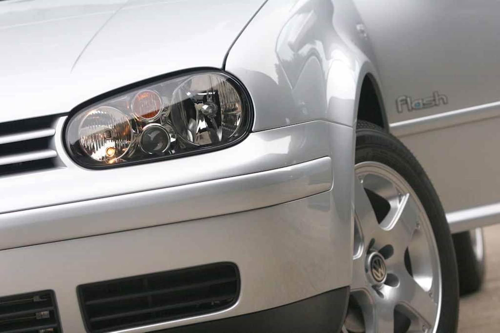Volkswagen Golf 2006 Flash