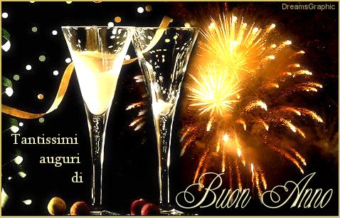 auguri di buon anno immagini