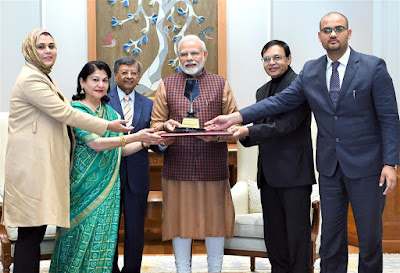 First-ever Philip Kotler Presidential award entitled to PM Narendra Modi
