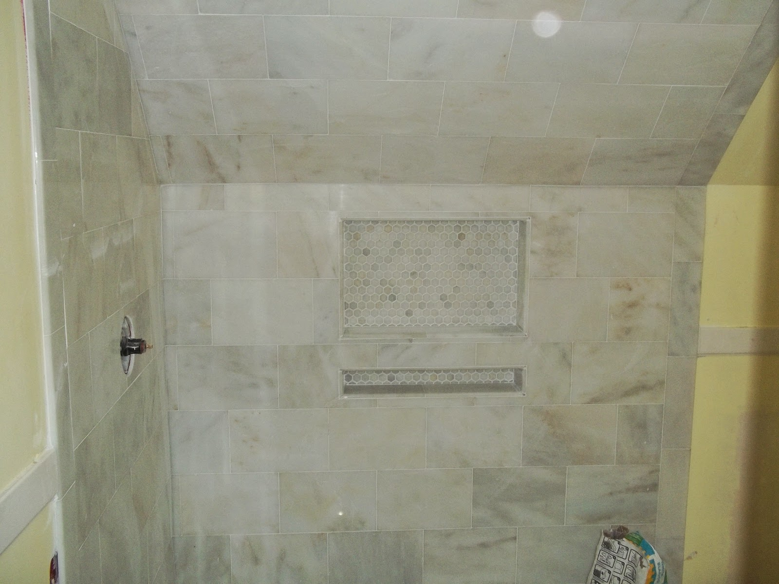 Rip Out A Tub And Walk In A Shower Ask Tile Excellence