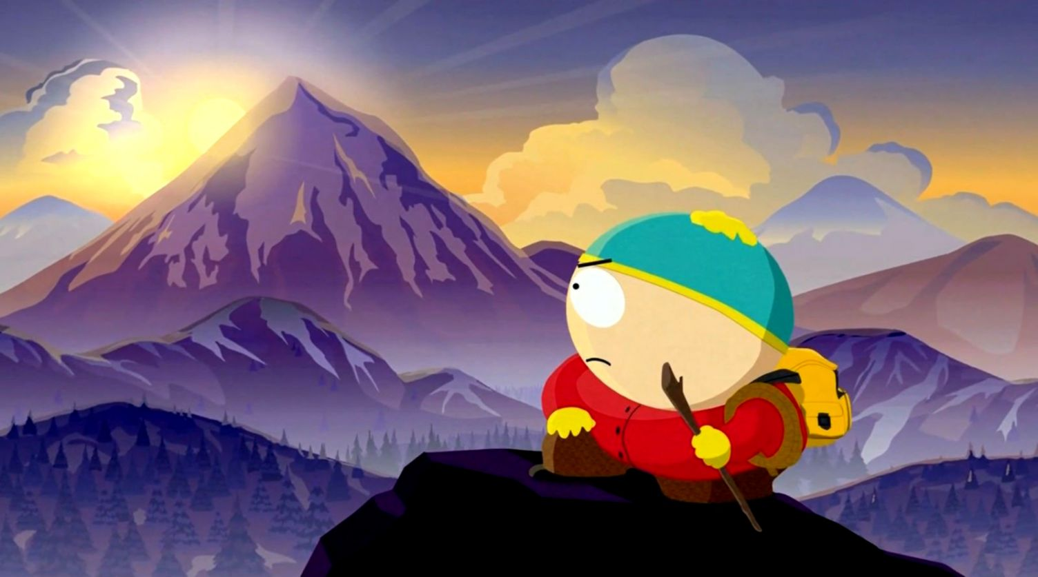South Park Hd Wallpaper Gold Wallpapers
