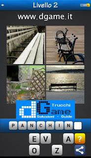 PACCHETTO 7 Soluzioni Trova la Parola - Foto Quiz con Immagini e Parole livello 2