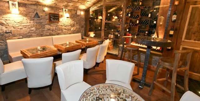basement bar design and lounge ideas