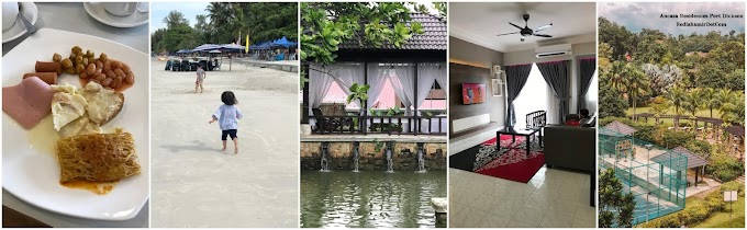 Ancasa Residences Port Dickson – Lokasi Strategik Bercuti Tepi Pantai