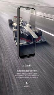 Nokia X6 Snapdragon 636 processor