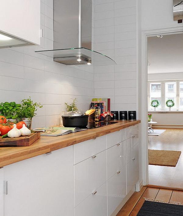 Modern White kitchen furniture 3