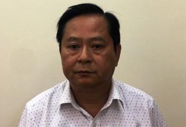 Nguyễn Hữu Tín SN 1957, nguyên Phó Chủ tịch UBND TP.HCM