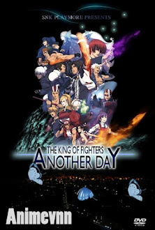 King of Fighters Another Day -  2013 Poster