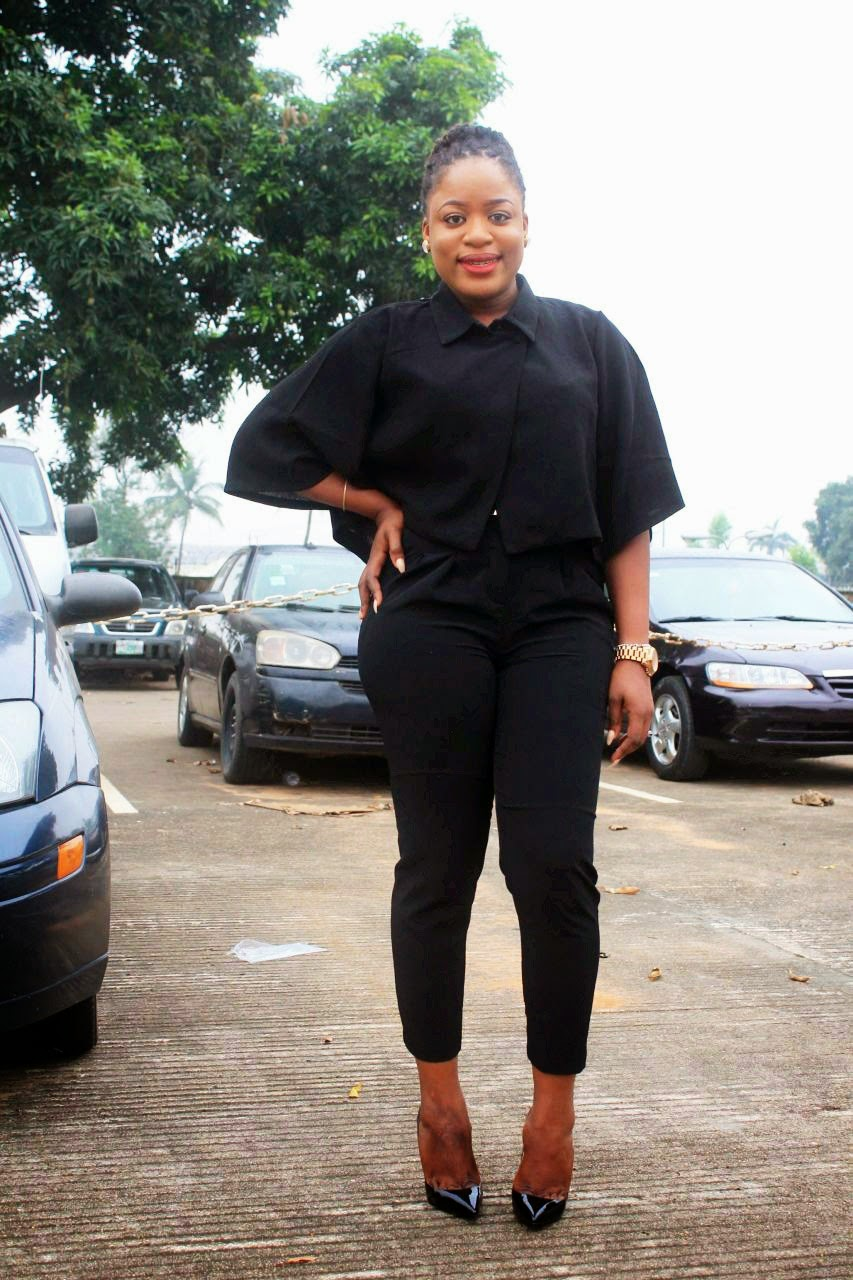 Ella Mo's Blog: BLACK MONDAY