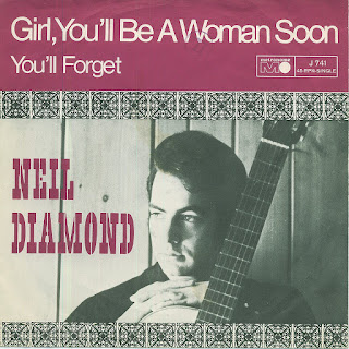 Neil Diamond - Girl, You'll Be a Woman Soon (1967)