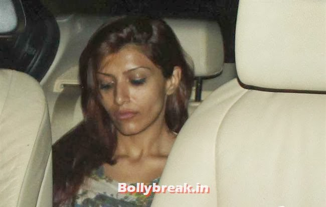 , Deepika, Ranverr, Jackie, Malaika & Other Celebs at Gunday Special Screening