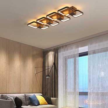 Cập nhật một số mẫu Đèn led ốp trần giá rẻ mới nhất tại vuongquocden.vn
