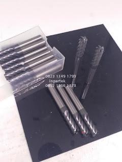 Endmill Bekas Layak Pakai Endmill Carbide Bekas