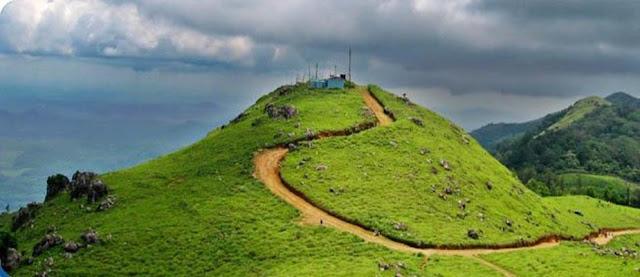 Ponmudi – The Hill Station, Golden Peack & Hill Resorts
