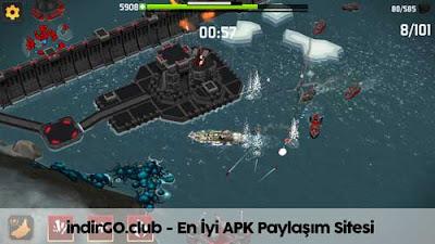 fortress destroyer hile apk