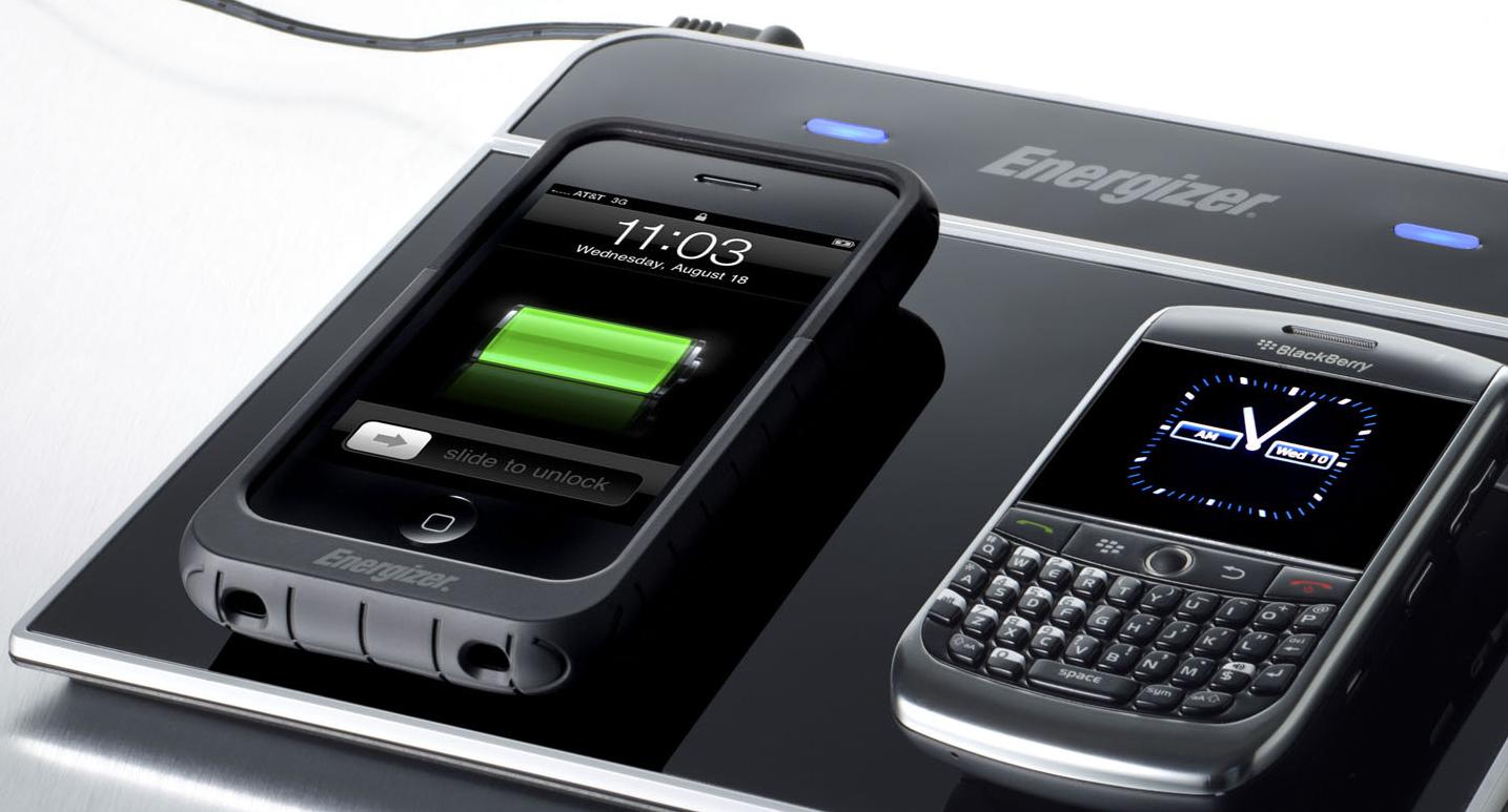 energizer recharge votre iphone 4 4s par induction jean marie. Black Bedroom Furniture Sets. Home Design Ideas
