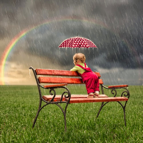 little-girl-rainbow