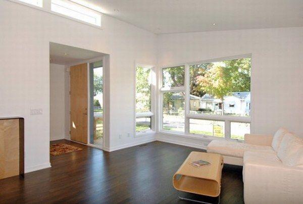 "Modern Tiny House Interior: Modern Small House: ""B-Line Small"""