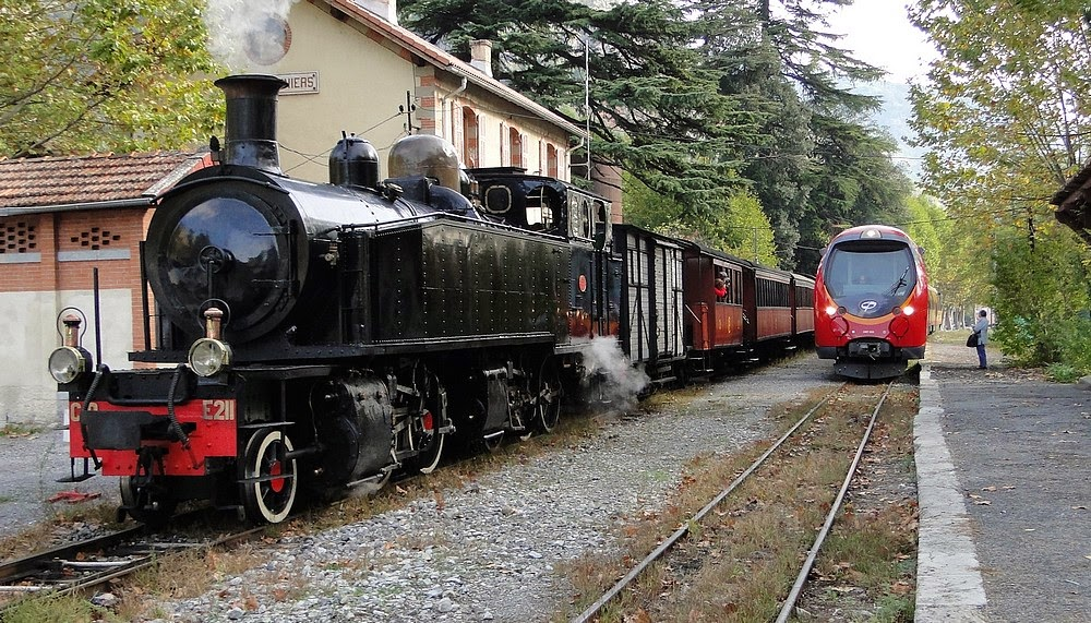 Train De Pignes