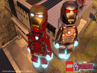 LEGO Marvel's Avengers Game Download Highly Compressed