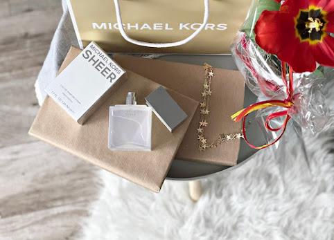 Michael Kors Sheer, moja opinia o wodzie perfumowanej Sheer + konkurs.