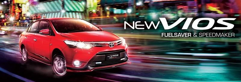 Harga Vios di Pontianak Sedan Toyota Termurah