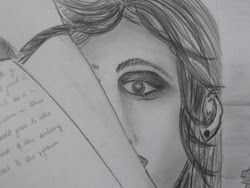 sad pencil sketches sketch deep thinking eyes thoughts