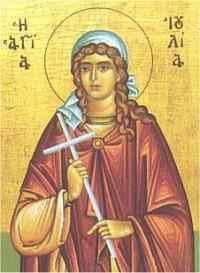 Resultat d'imatges de santa julia