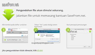 Cara Mudah Download Video Dari Semua Website