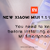 The New Xiaomi MIUI 9.5 STABLE UPDATE FEATURES - You need to know before installing on your MI Smartphones