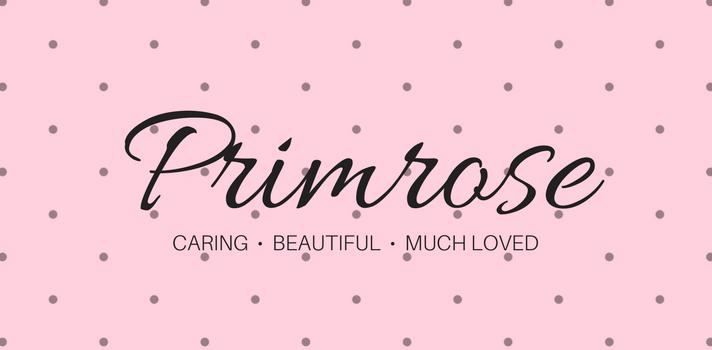 literary baby girl names