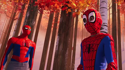 spider man into the spider verse 2018 HD Images