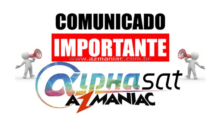 Alphasat Comunicado