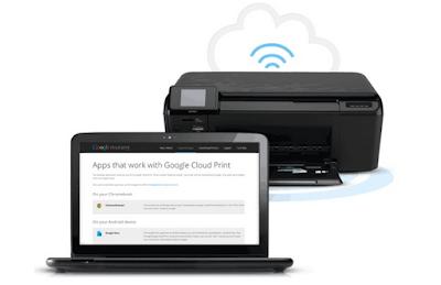 Cara mencetak dari ponsel atau tablet Android Anda