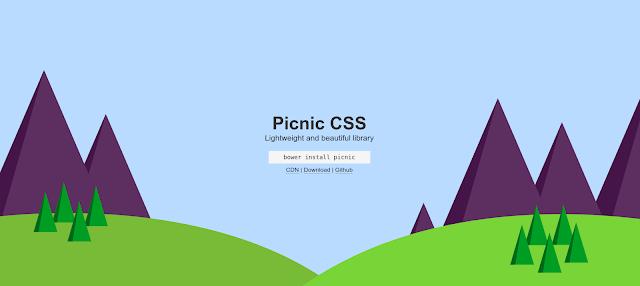 إليك أفضل مكتبات و إطارات الـ Javascript و الـ Css لشهر يونيو عليك الإطلاع عليها