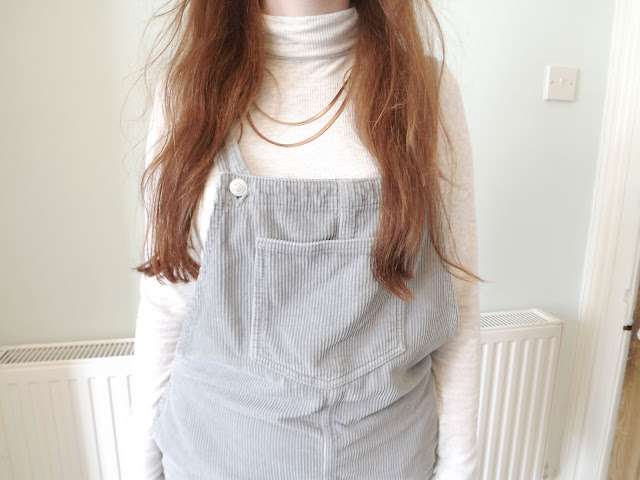 how to wear a pinafore, topshop moto pinafore