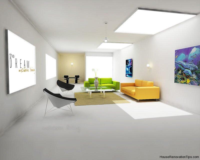 modern interior design 01