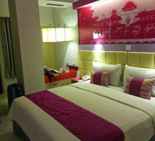 Daftar Hotel Terbaik di Sekitar Kota Bandung - Hotel Fave Braga