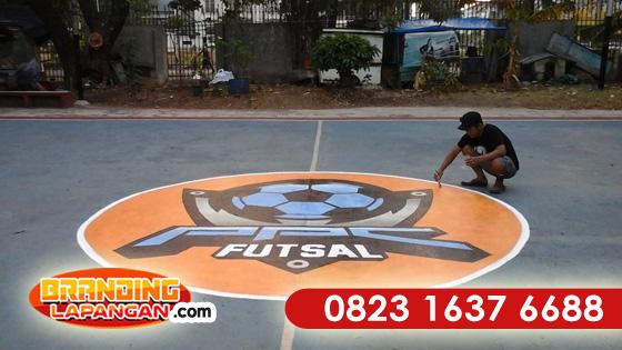 Biaya Pengecatan Lapangan Wilayah Jakarta